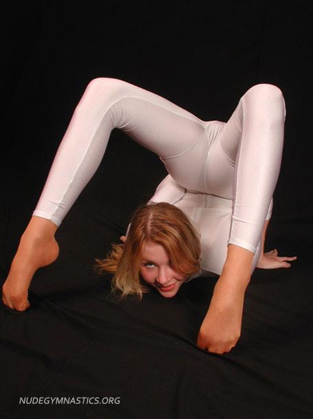 Sexy gymnastics